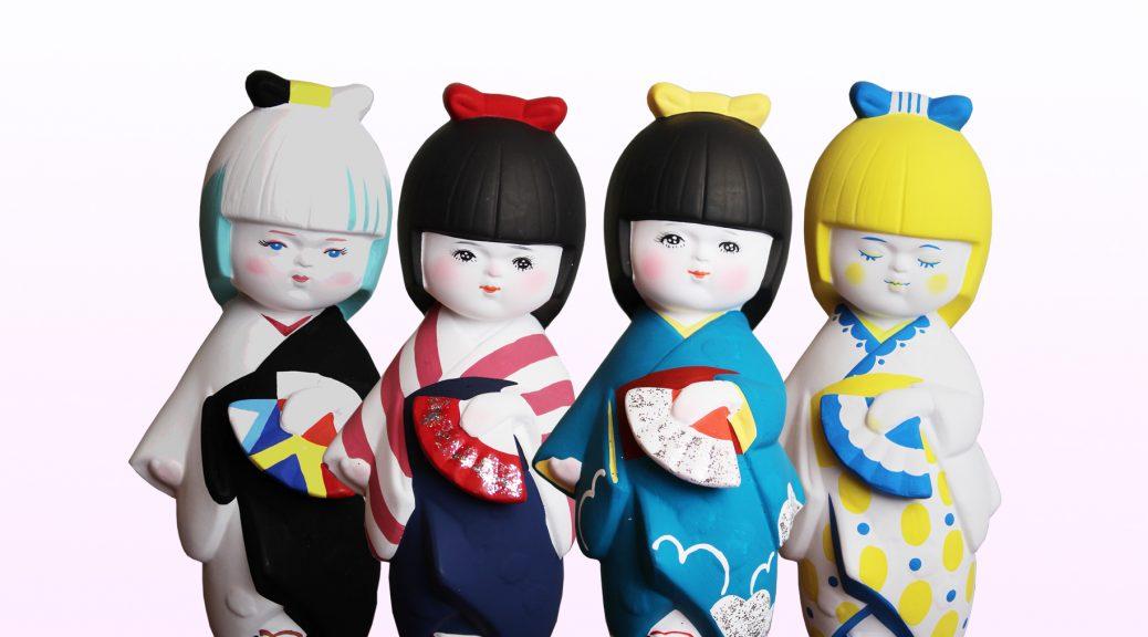 後藤博多人形、HAKATADOLLS